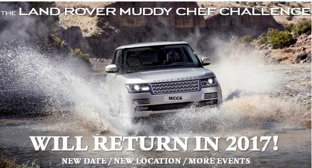 Muddy Chef Challenge 2017