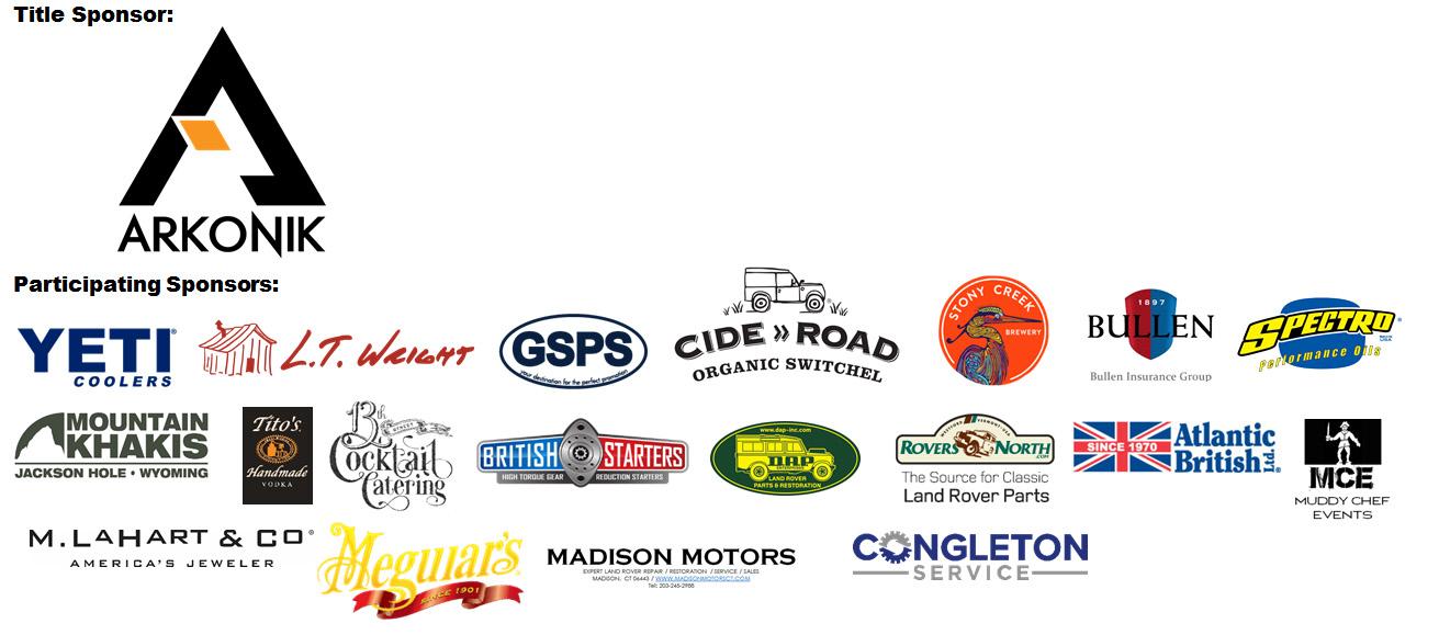 muddy chef challenge sponsors