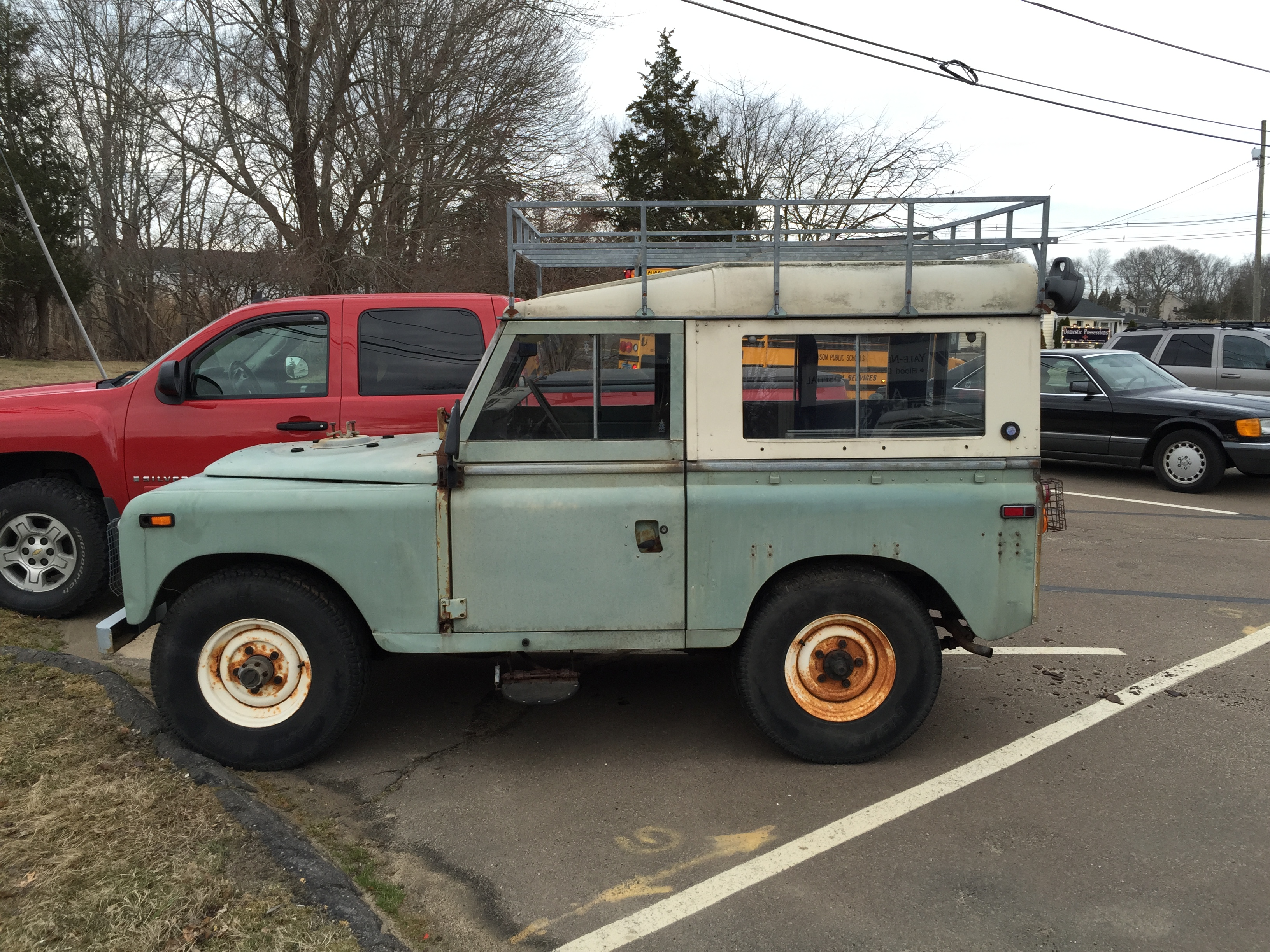 Land Rover Series III for sale CT Shoreline
