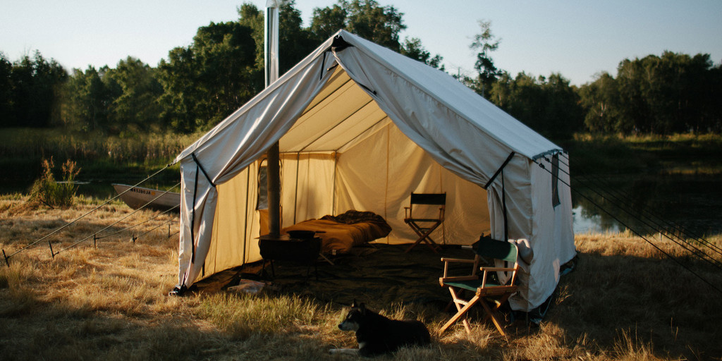 Montana Canvas Wall Tents