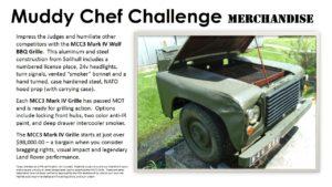 muddy chef merchandise