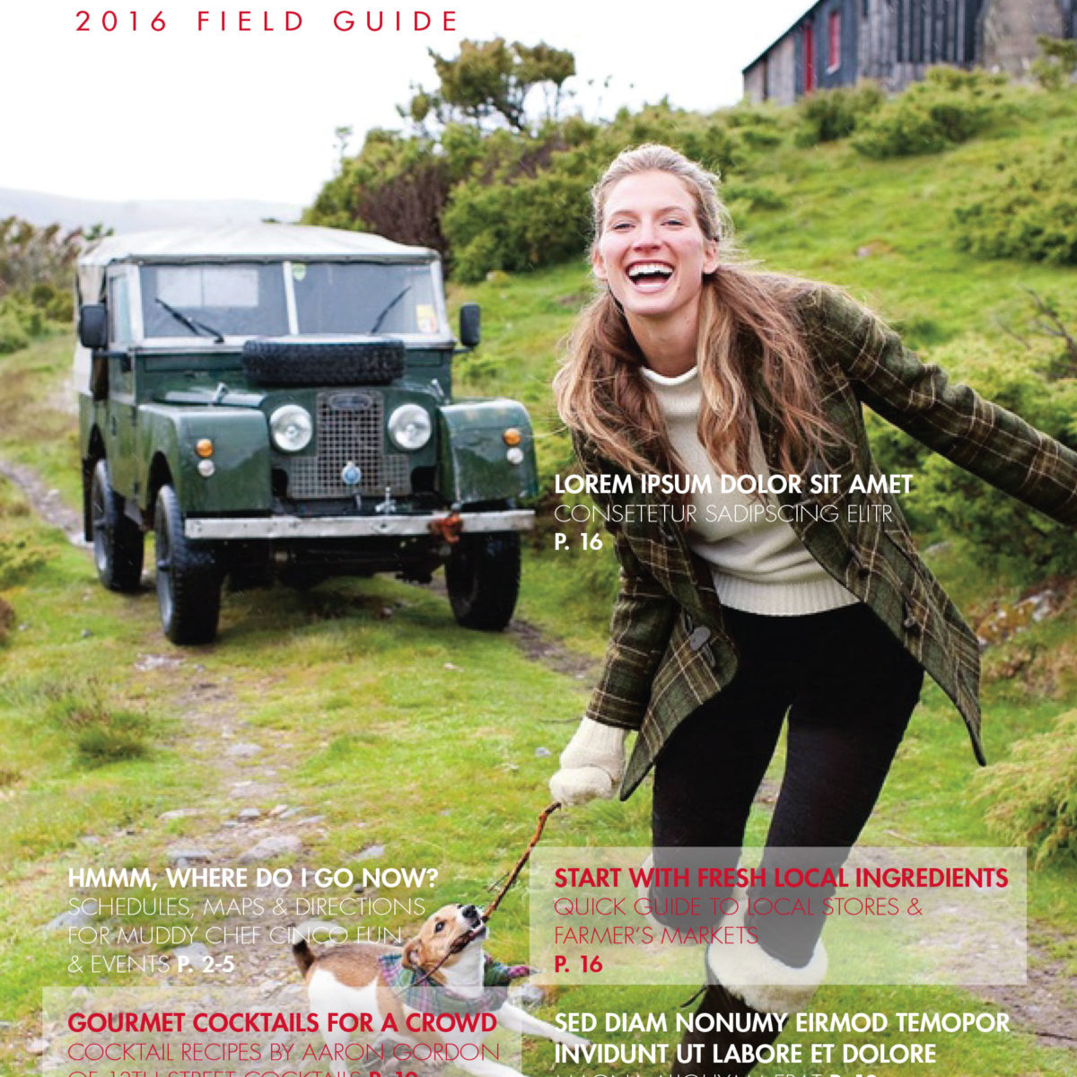 Muddy Chef Magazine